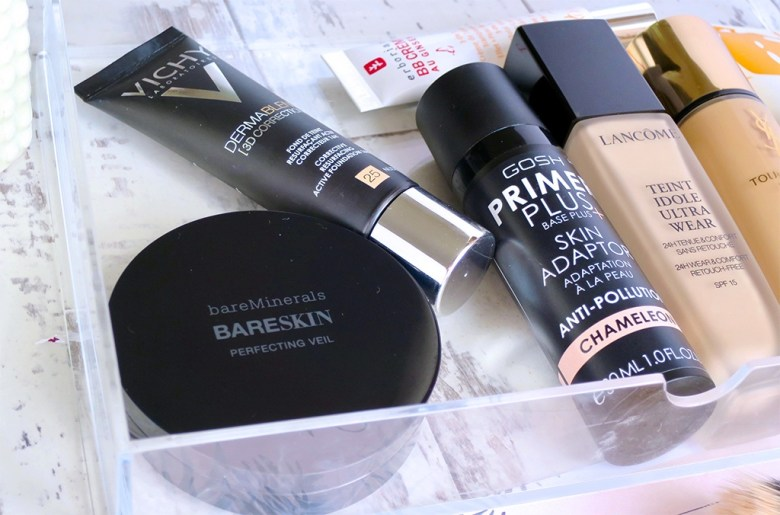 favourite makeup foundations