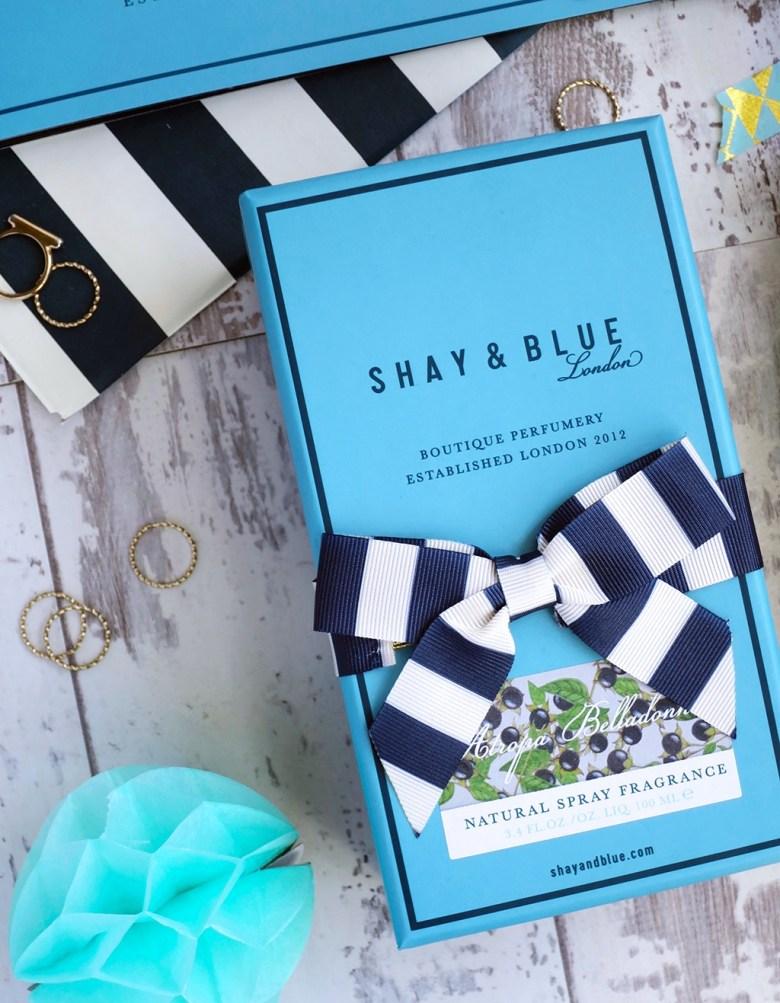 Shay and Blue QVC TSV