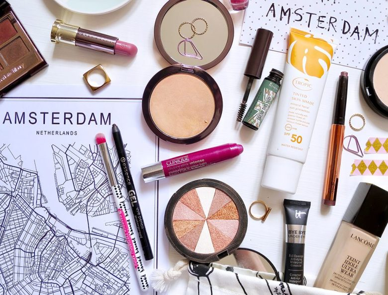 Travel Makeup Essentials