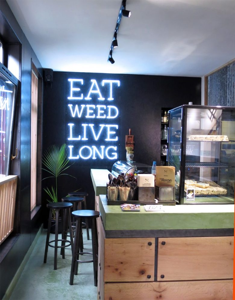 Dutch Weed Burger Amsterdam