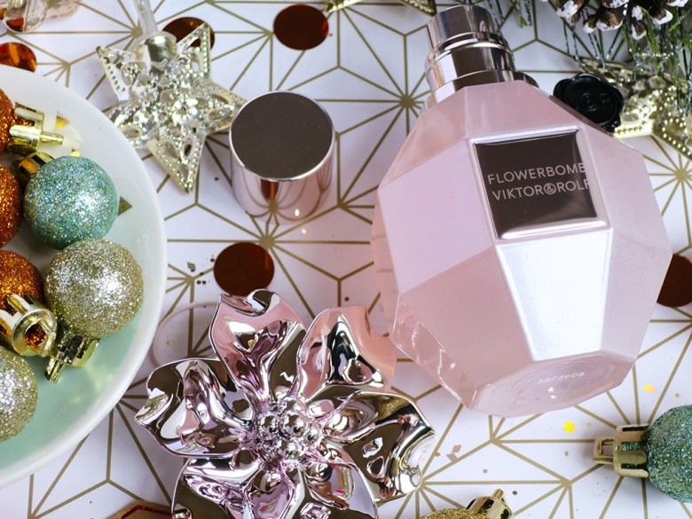 Limited Edition Flowerbomb Perfume