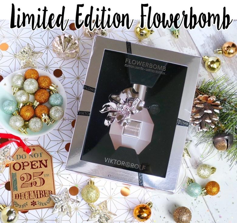 Limited Edition Viktor Rolf Flowerbomb Perfume
