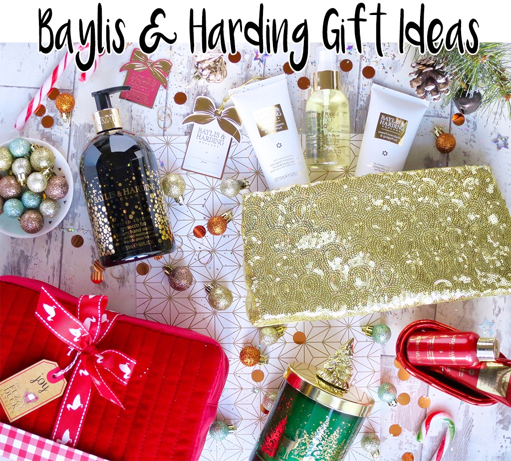 Christmas Gift Ideas From Baylis and Harding