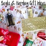 Christmas Gift Ideas From Baylis and Harding