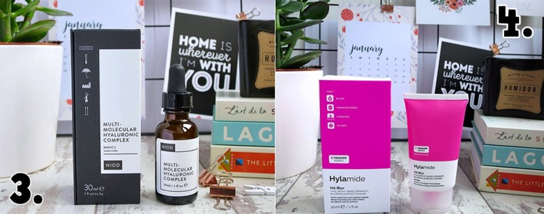 DECIEM 5 piece skincare beauty box