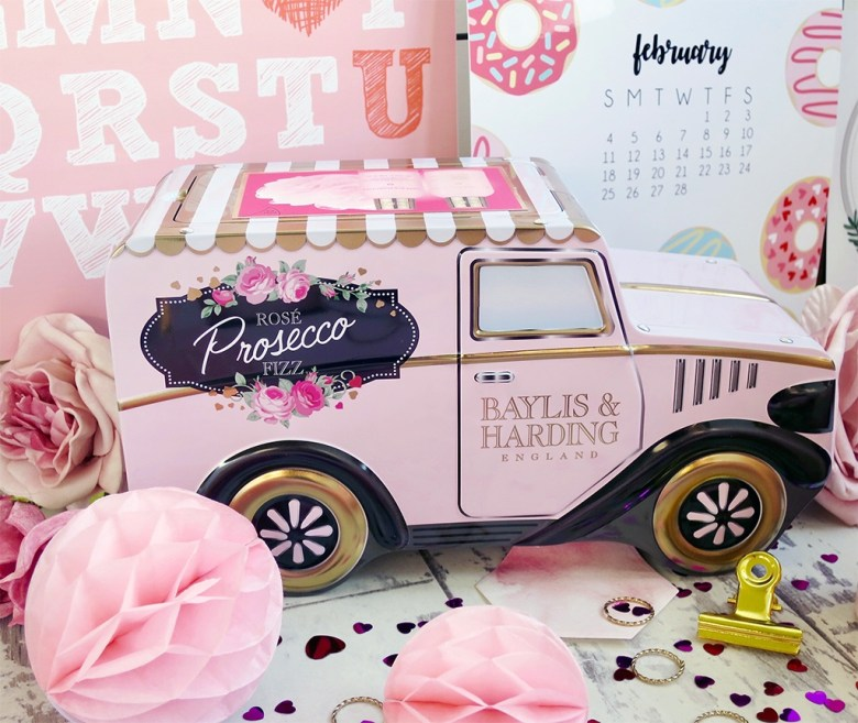 Baylis and Harding Rose Prosecco Fizz Product Review