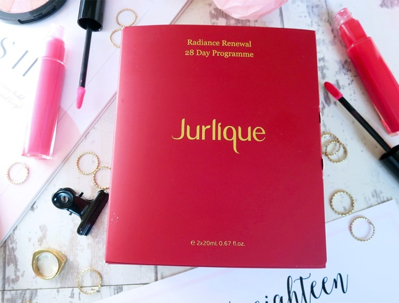Jurlique Radiance Skincare Review