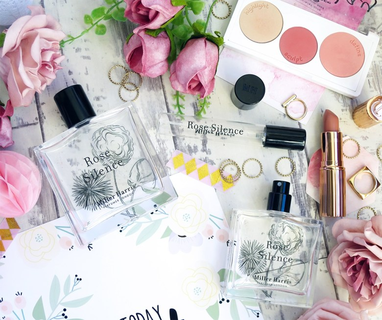 Rose Silence Miller Harris Luxury Perfume