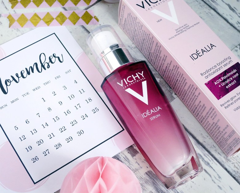 New Vichy Serum