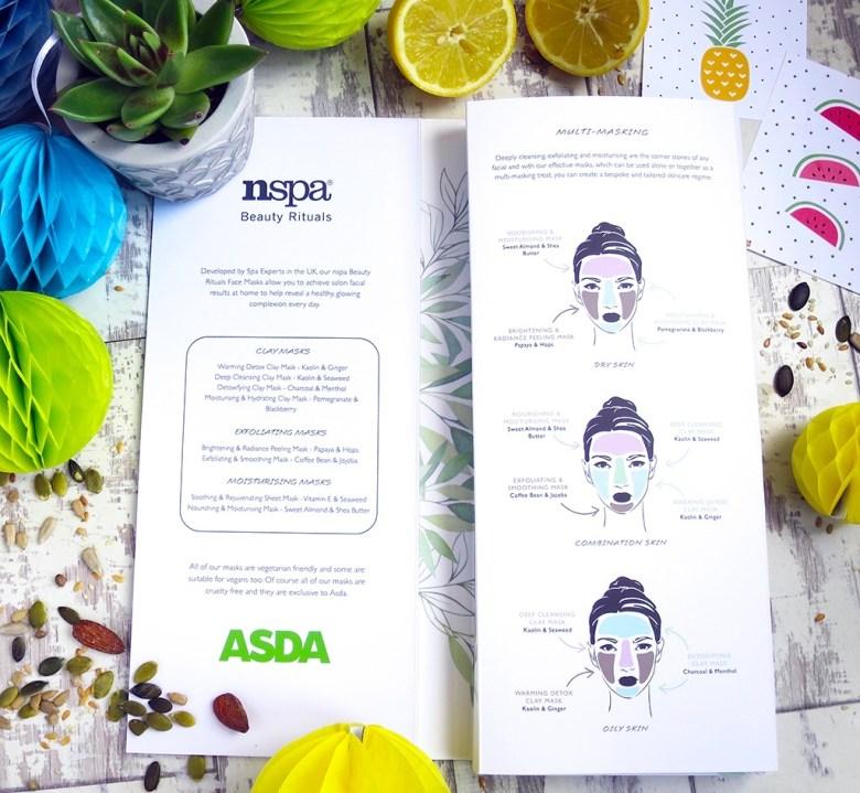 nspa Beauty Rituals Multi Masking