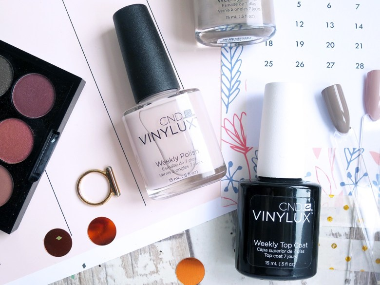 CND Vinylux Weekly Polish The Nude Collection