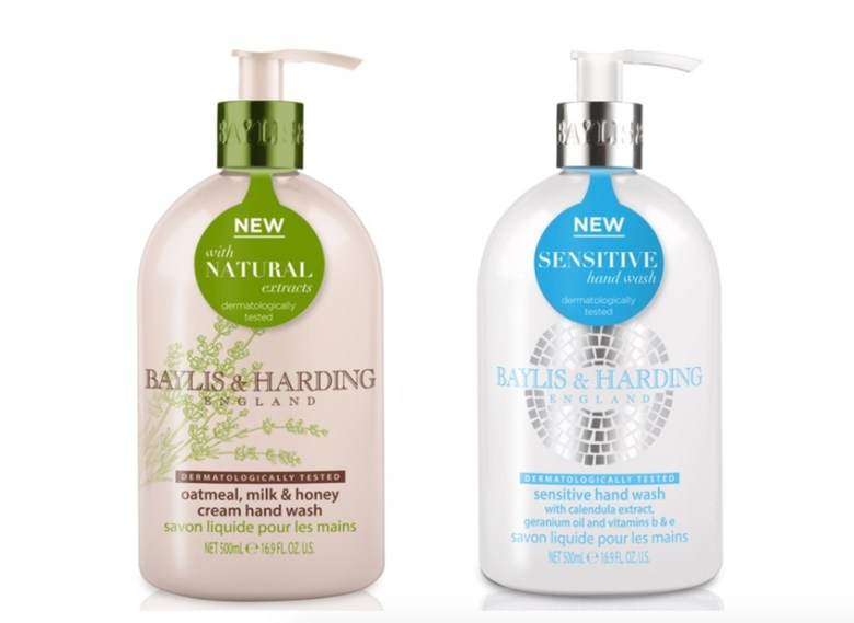 New Hand Wash from Baylis & Harding