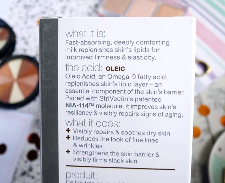 StriVectin Oleic Advanced Acid Skincare