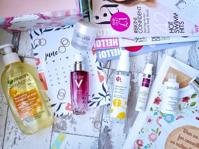 June Product Empties 2018
