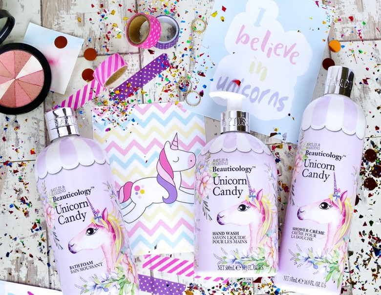 Beauticology Unicorn Candy Collection