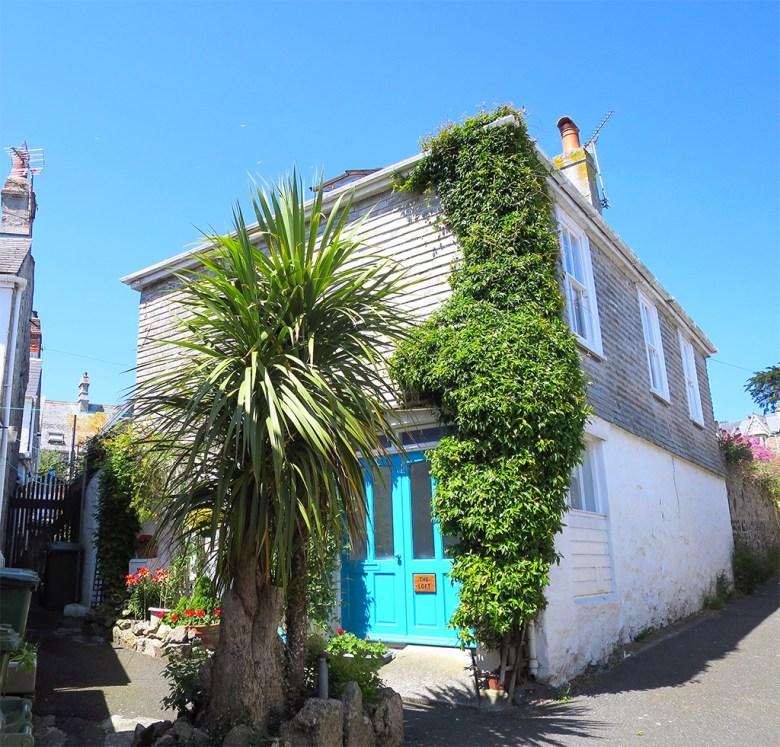 Pretty Cornish Cottage St Ives Cornwall