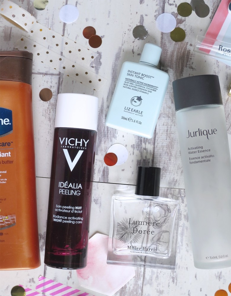 Skincare Empty Products July 2018