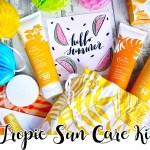 Tropic Skincare Sun Care Discovery Kit
