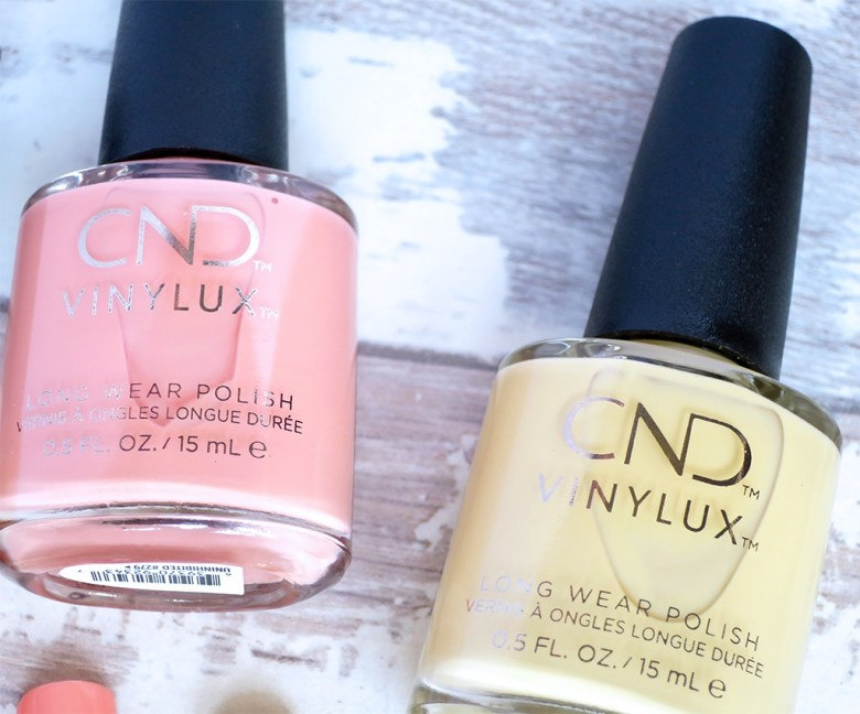 NEW Vinylux long wear nail polish
