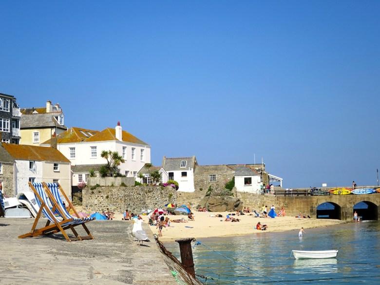 British Seaside Vacation
