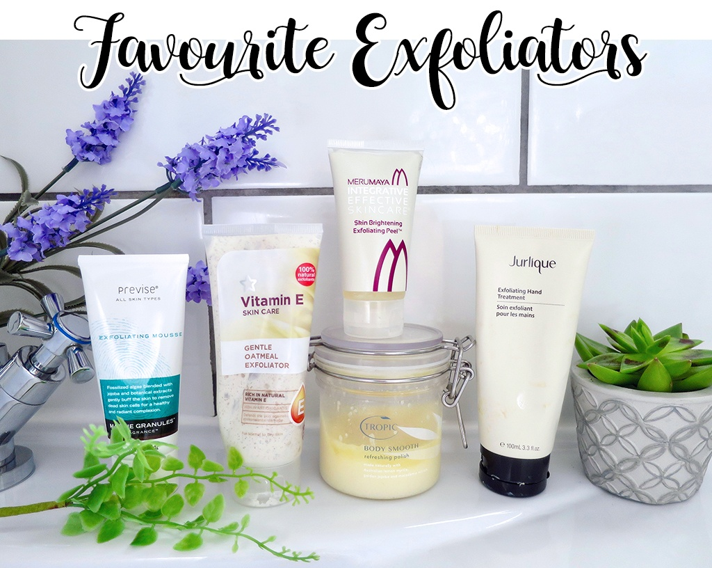 Best Exfoliators for Summer