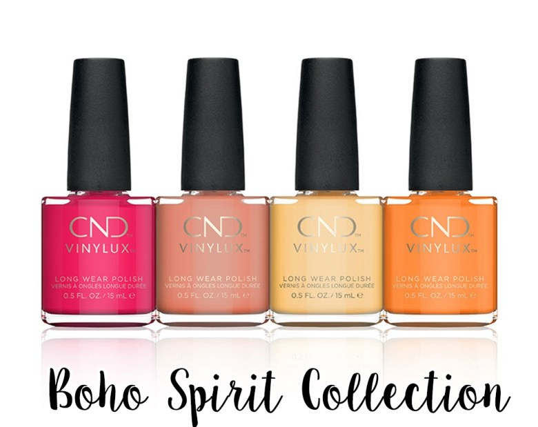 Vinylux Summer Boho Spirit Collection