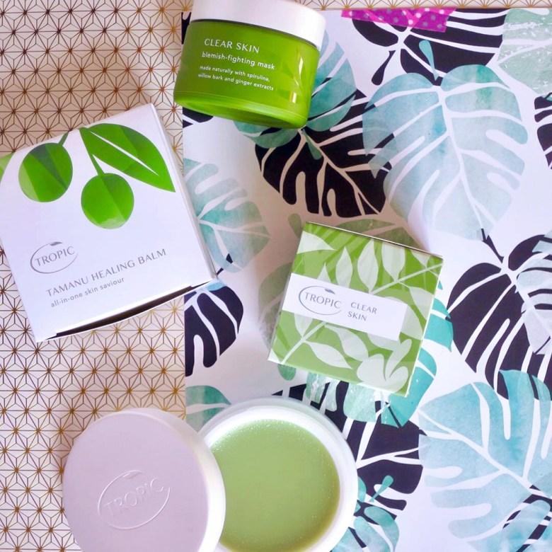 Tamanu Healing Balm from Tropic Skincare