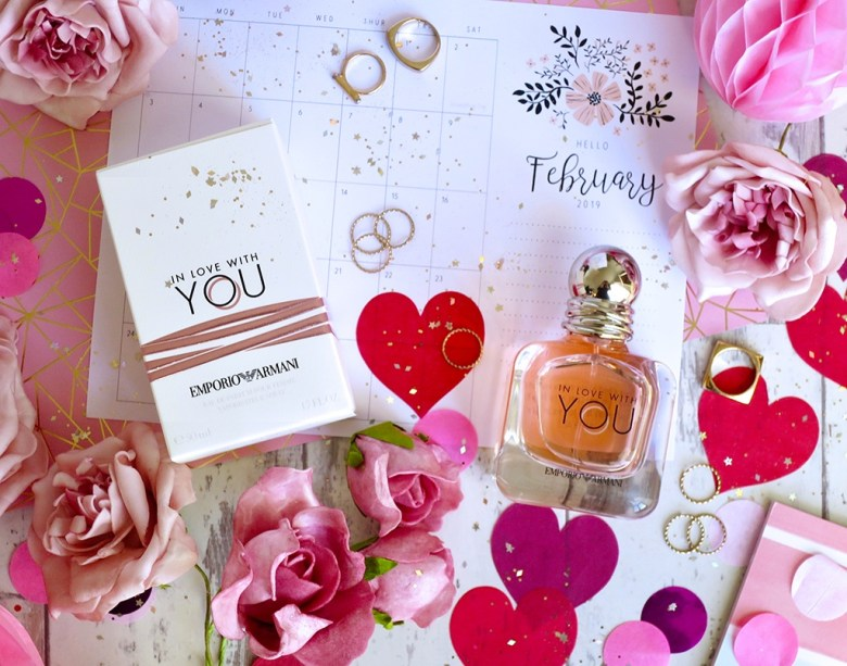 Armani, In Love With You Perfume.