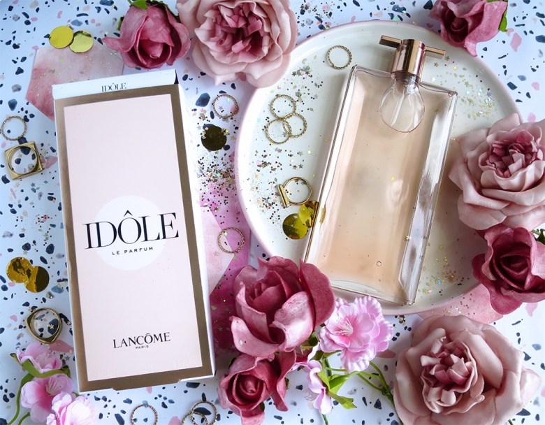 New Lancome Idole Perfume