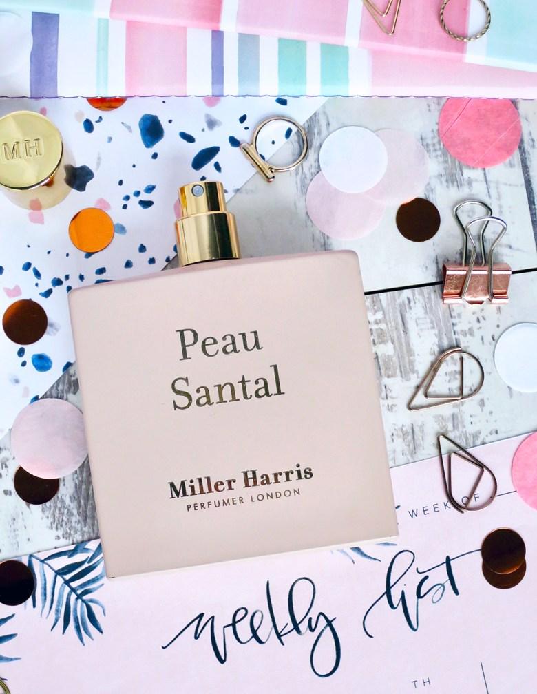 Miller Harris Peau Santal Perfume