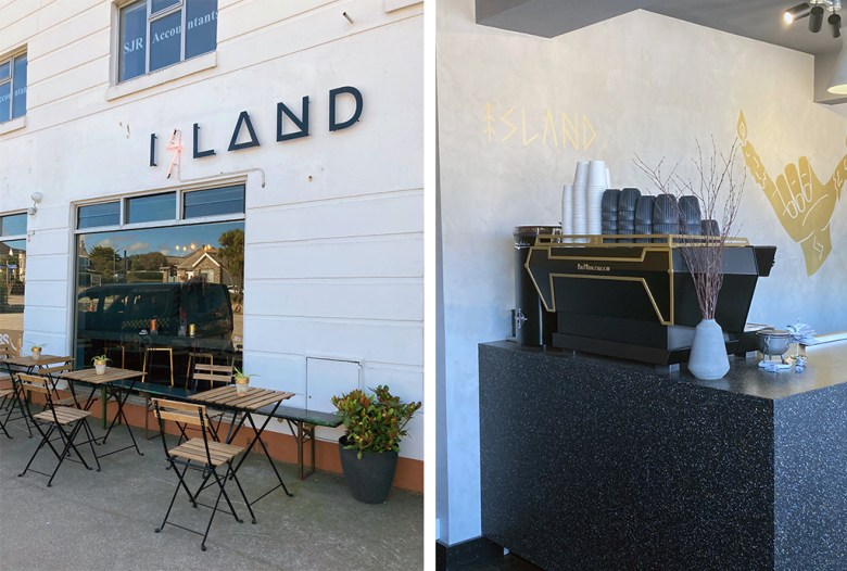 Island Cafe Newquay
