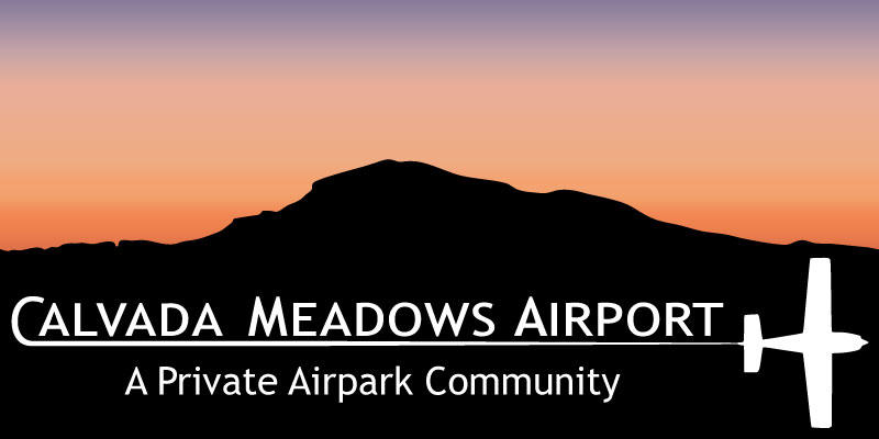 Calvada Meadows Airport