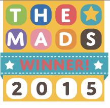 2015 MAD Blog Best Family Fun Blog