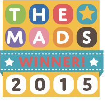 2015 MAD Blog Best Family Fun Blog