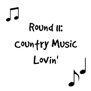 Round eleven: Music to my ears