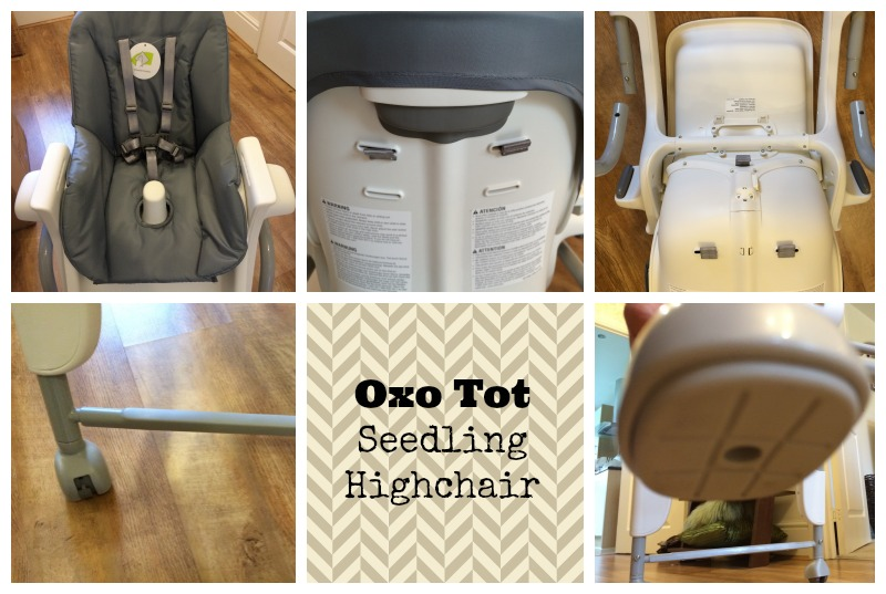 oxo tot seedling highchair