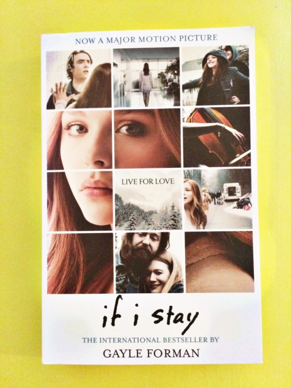 If I Stay Good Reads Great Book