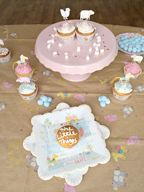 The Little Things Party Supplies Themed Parties Kids Party Ideas