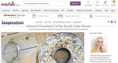 As featured on Wayfair Recipe