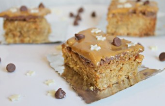 NO NUTS: Peanut Butter Chocolate Oatmeal Bars Recipe