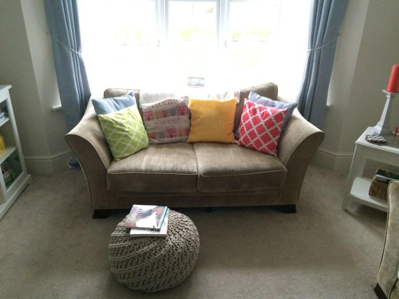 Living room revamp