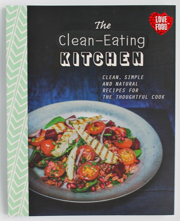 The clean eating kitchen cookbook lets talk mommy spicy apple oats recipe cookbook parragon forumfinder Choice Image