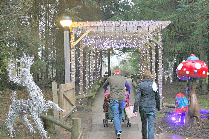 Whinfell Center Parcs holiday