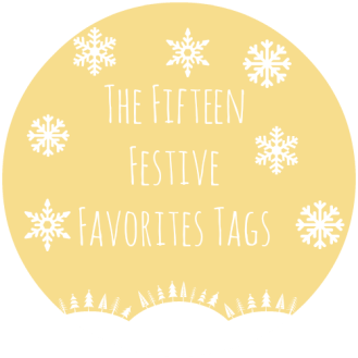 Christmas Tag Fifiteen Favorites Tag