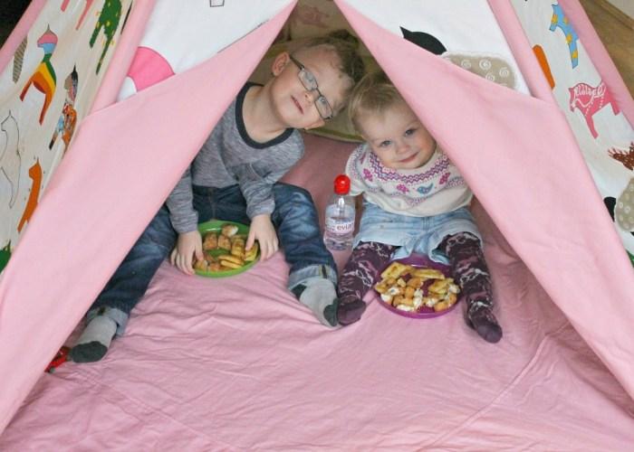A wigwam picnic ~ Sunday Photo