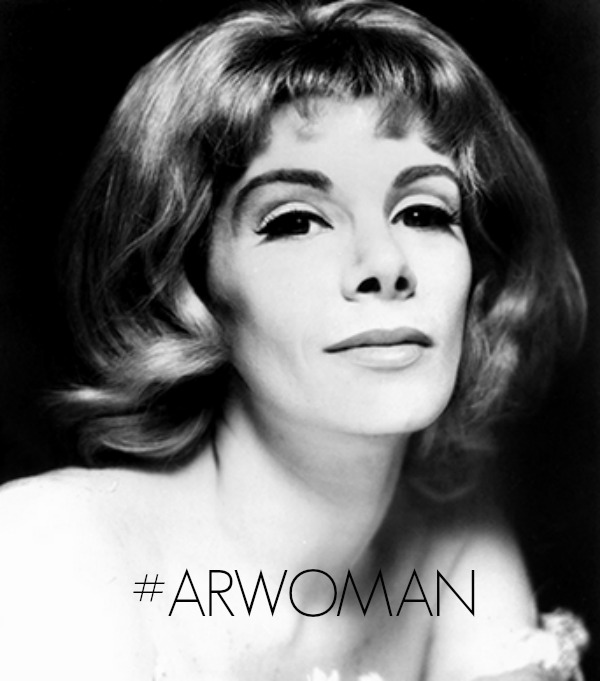 Joan Rivers Celebrating Inspiring Woman #ARWOMAN Atterley Road