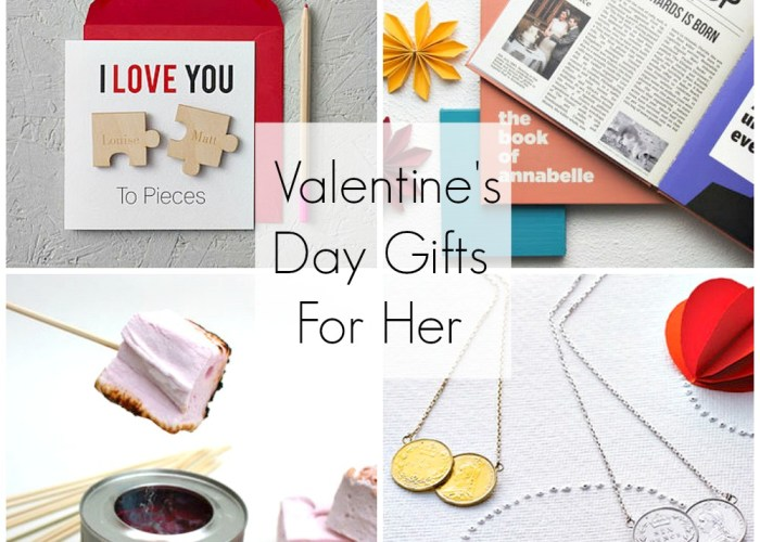 Valentine's Day gift ideas for him & her