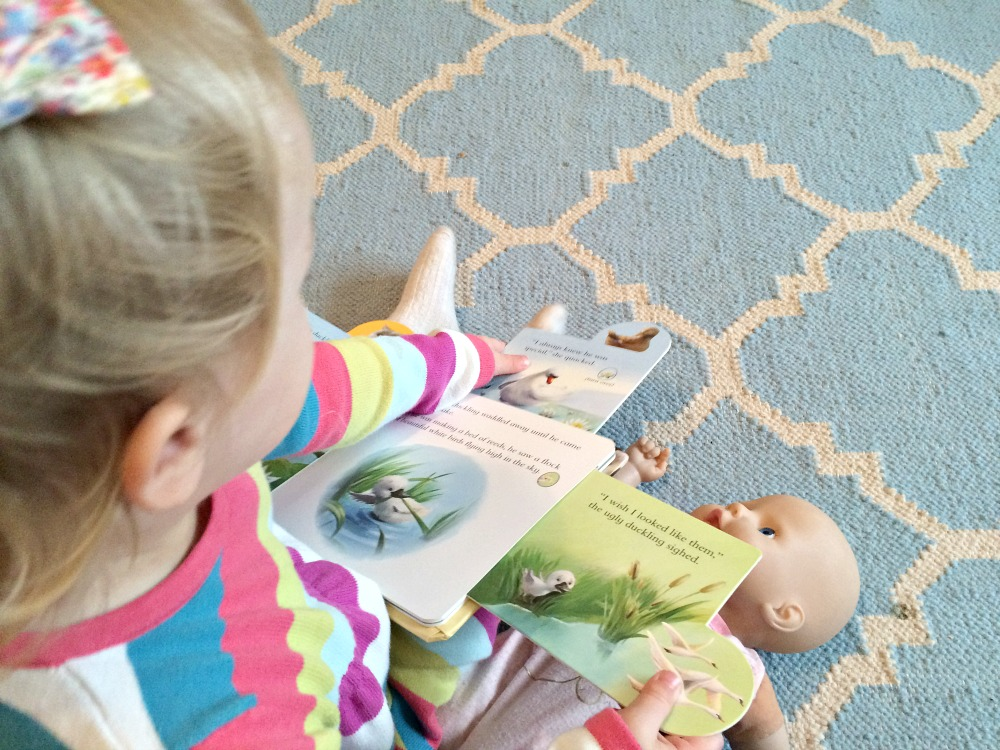 The Ugly Duckling Parragon Book Review