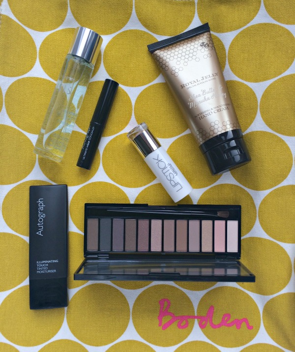 My Beauty Haul Marks & Spencers Makeup Haul Shopping