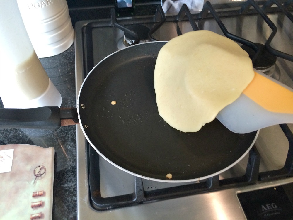 Pancake Day with Oxo Good Grips